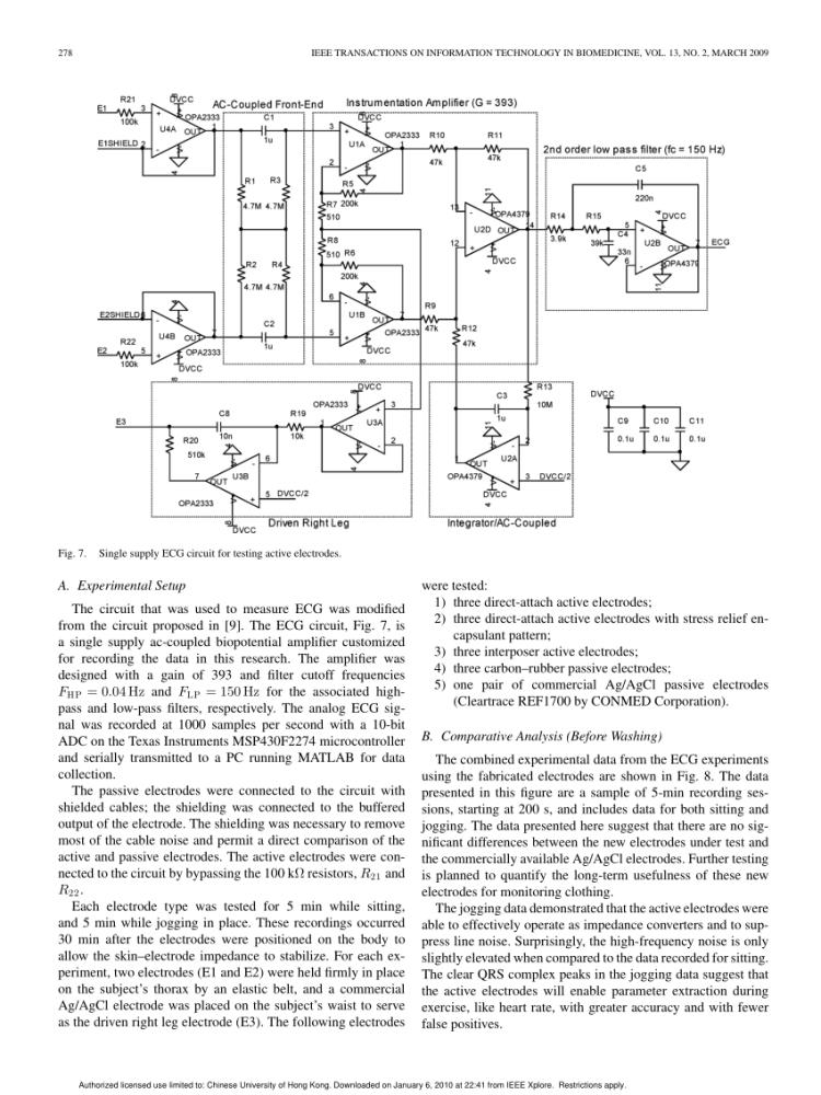 Capteur musculaire/Muscle sensor (5/6)