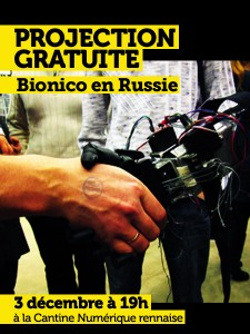 Bionico en Russie