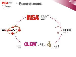 INSA clem'Hand
